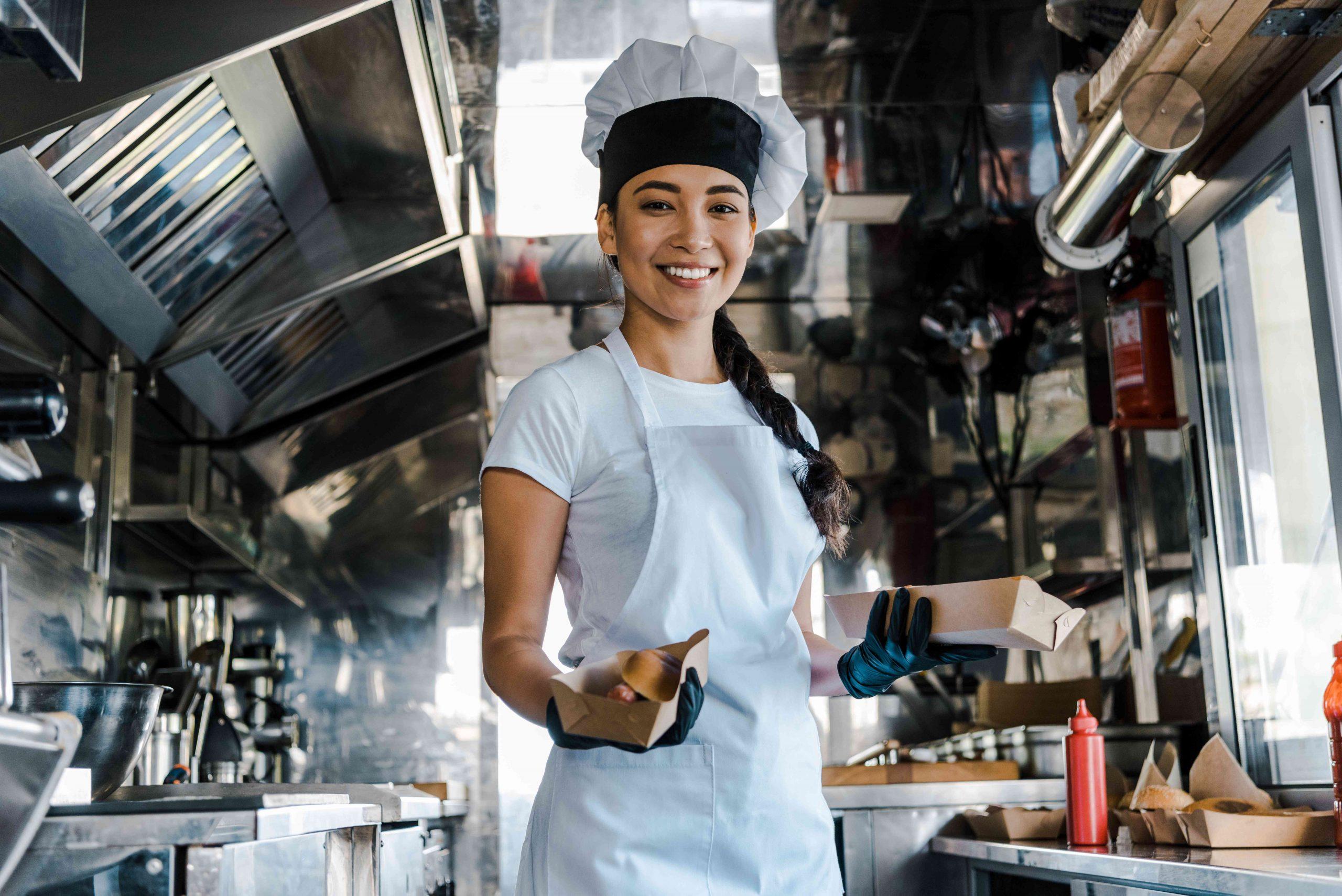 équipement food truck