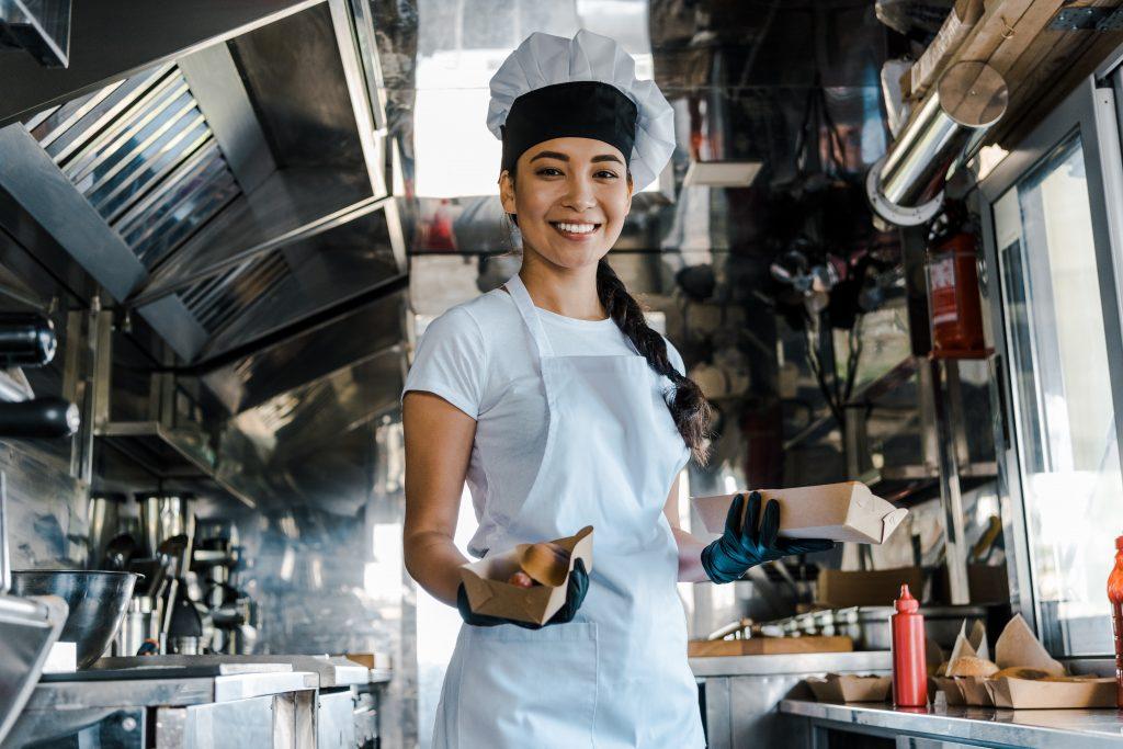 réglementation sur les food trucks