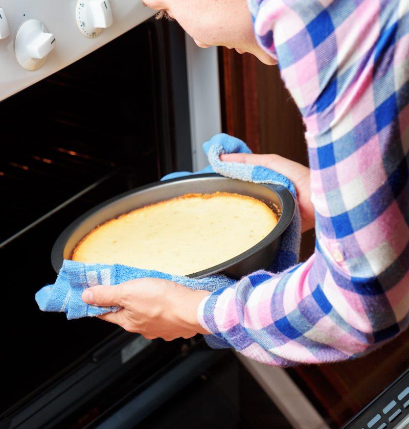 four à gâteau professionnel